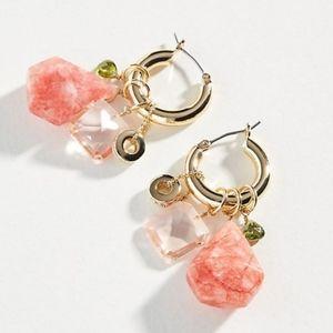 Anthropologie Noemie Drop Earrings NWT